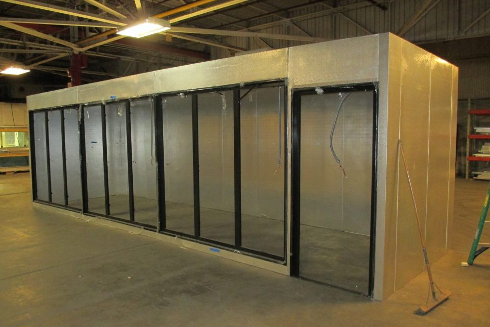 10 door cooler 10 door commercial display walk in cooler for 10 door walk in cooler